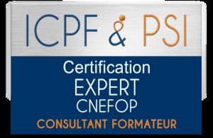 Logo ICPF & PSI Expert